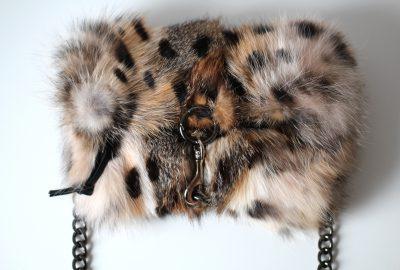 Selma pelstaske fra Cosy Concept Fur