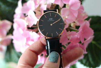 Et nyt Daniel Wellington ur og en rabatkode