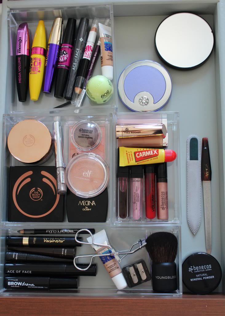 Picture of: Min Make Up Opbevaring Lullumut