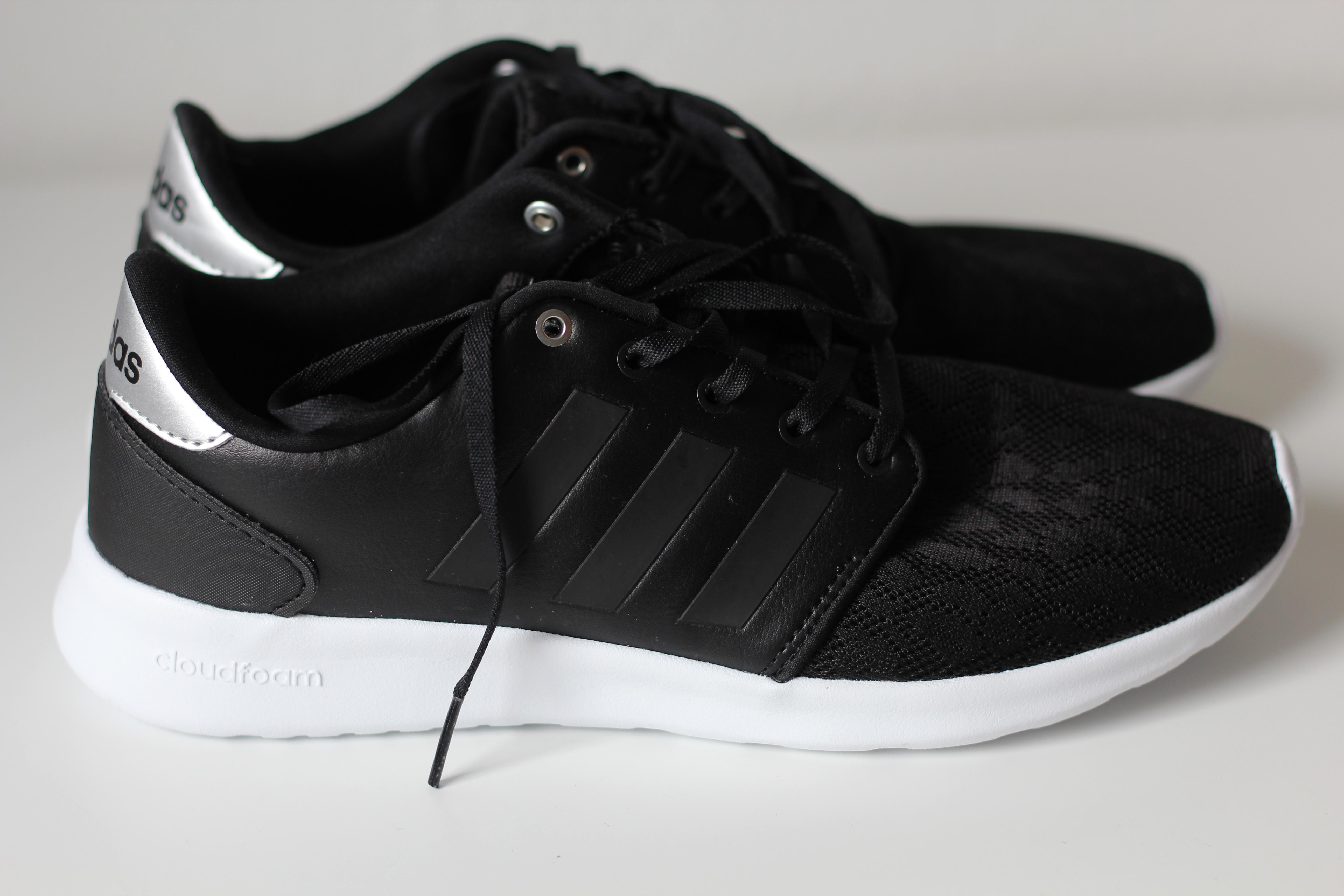 adidas Adistar Racer shoes black white