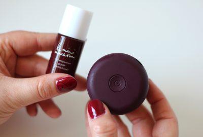 Le Mini Macaron manicure kit