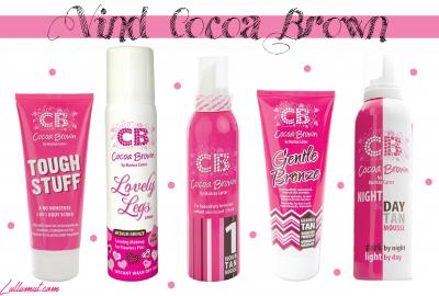 Vind et valgfrit produkt fra Cocoa Brown