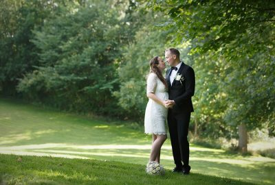 En måneds bryllupsdag