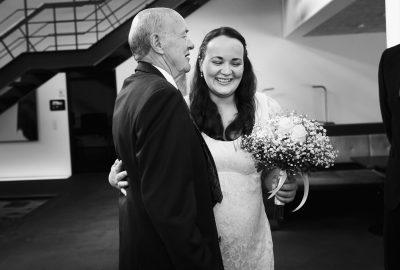 Et halvt år uden min far