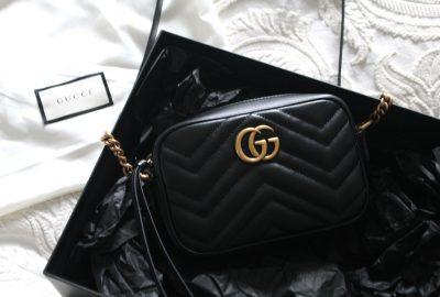 Min nye Gucci taske