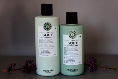 Maria Nila True Soft shampoo og balsam