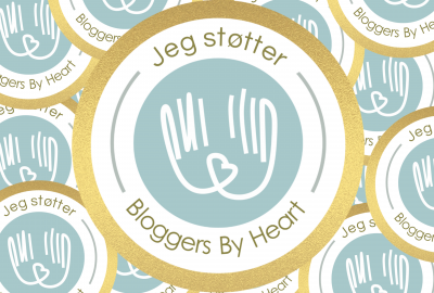 Ambassadør for Bloggers By Heart Premium