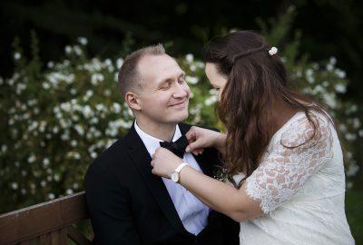 To års bryllupsdag