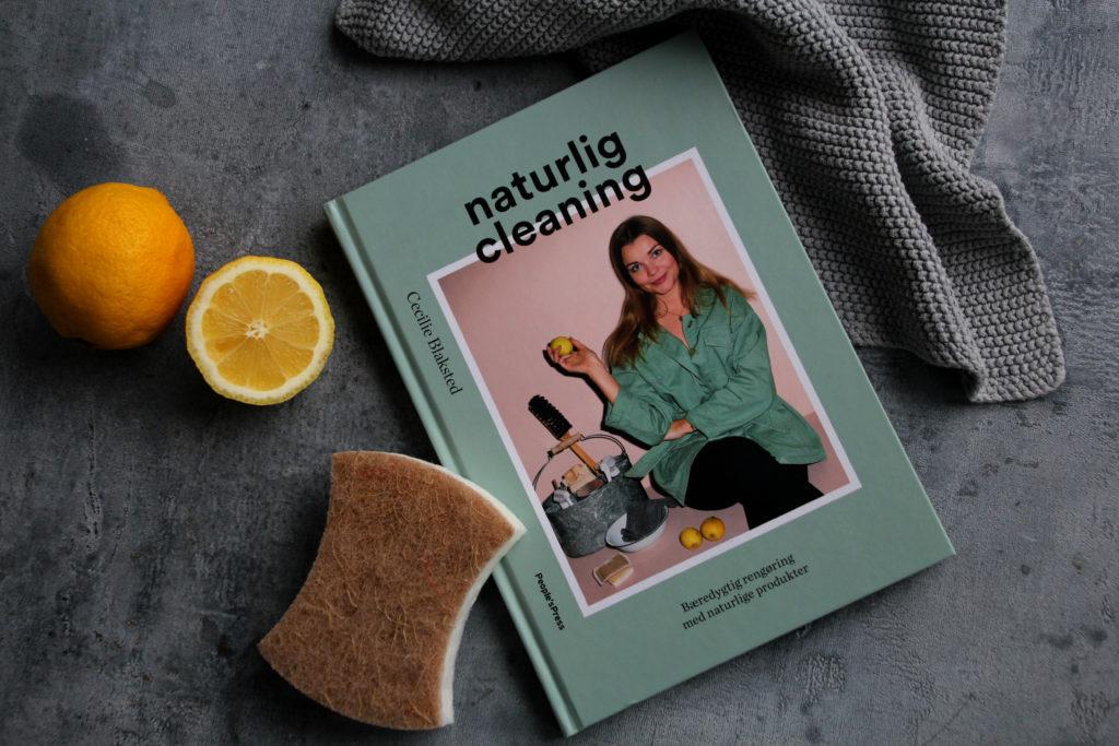 Naturlig cleaning af Cecilie Blaksted